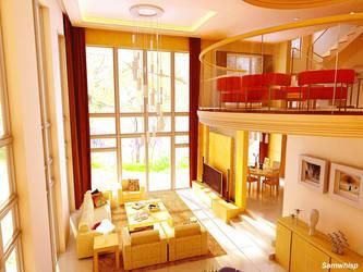 house design5 by SamWhisp