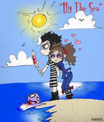 Sweeney Todd - By The Sea by JigokuHana