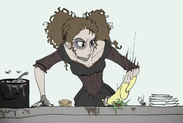 Sweeney Todd - Lil' Buggers by JigokuHana