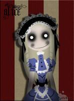 Alice by JigokuHana