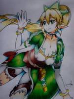 leafa-chan by edriel031