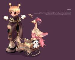 RO Commission: Smitz Creator by Yanilyn