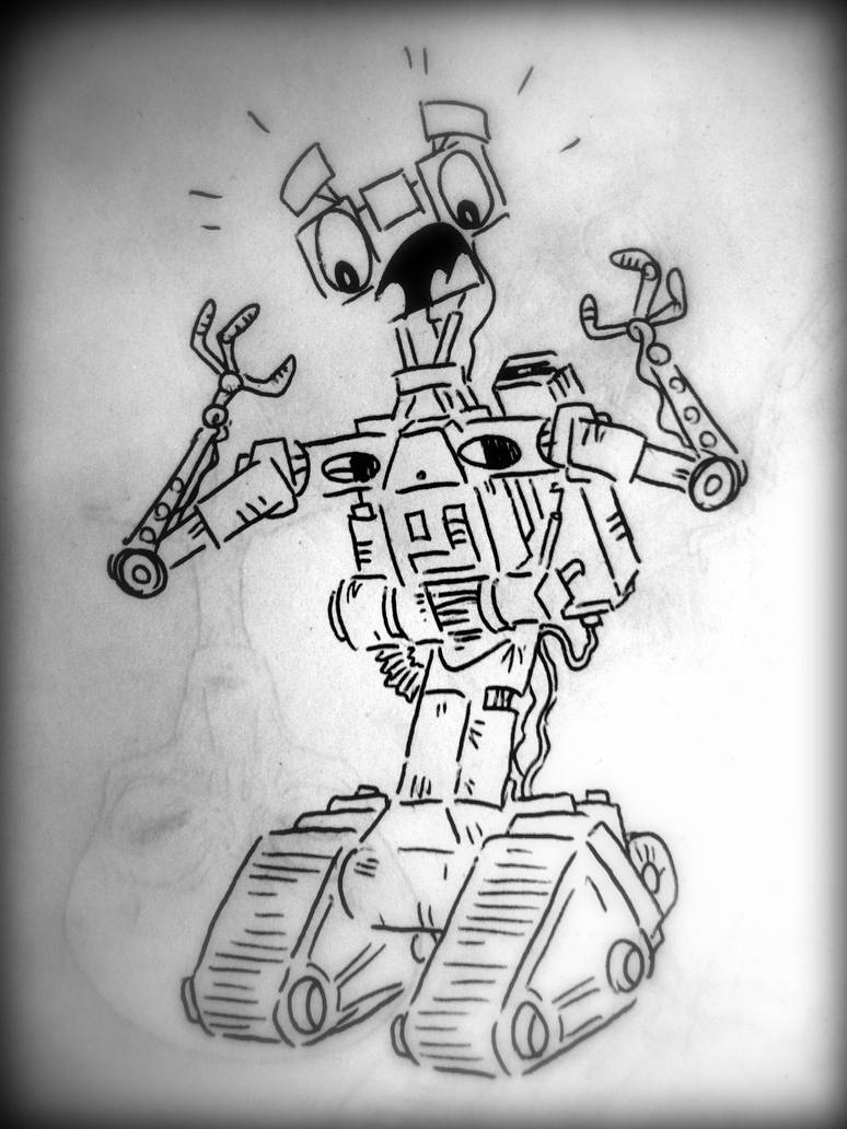 Number Johnny Five Short Circuit By Cryptdidical On Deviantart 5 Is Alive From The Movie
