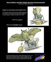Harry Potter and the PSA by lyosha