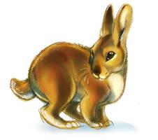 Bunny by lyosha