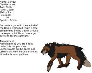 Burow Update by howlingwolfstudio