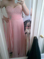 Prom Dress by lauren124