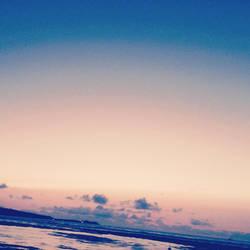 sunset by lauren124