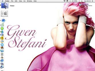 Gwen Desktop by addicttionnn