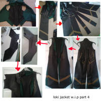 loki jacket part 4 by sasukeharber
