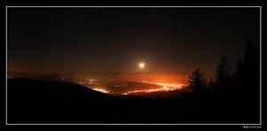 Stars over Magdalensberg 2 by RRVISTAS