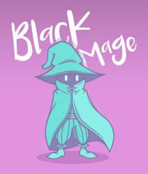 Black Mage by BoredBored