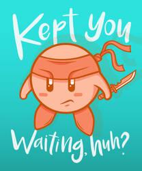 Metal Gear Kirby by BoredBored