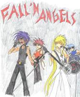 FALL'N ANGELS by sammaclausegamgee
