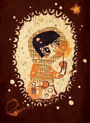 Little Match Girl by pigologist
