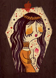 Snow White by pigologist