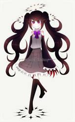 [Demon oc] : Despair by NoBunSu