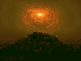 Rust Mesa by Larwck