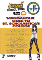 St Scholastica School Tour Ad by mangaholix
