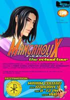 Mangaholix School Tour Miriam by mangaholix
