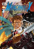 Mangaholix Issue 4 by mangaholix
