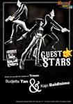 M3con Guest Stars by mangaholix