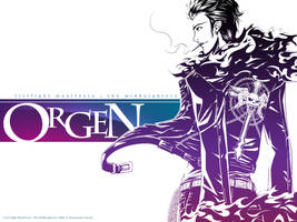 Orgen Black Chord Wallpaper 01 by mangaholix