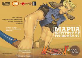 Mangaholix School Tour Mapua by mangaholix