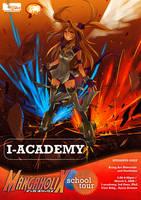 Mangaholix Workshop I-Academy by mangaholix