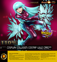 110 CosCol Wildcard by mangaholix