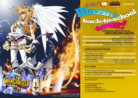 M3con09 Back to School Tour 09 by mangaholix