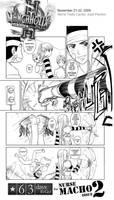 63 M3con Macho 2 Countdown by mangaholix
