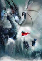 July Jam Grei Dragon by mangaholix