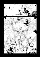 Witchblade Version Mangaholix by mangaholix