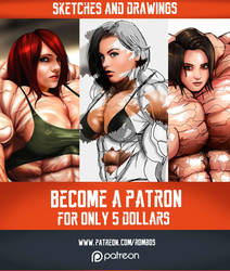Become a patreon by rombosman01