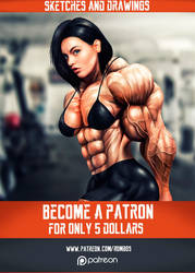 Become patreon 2 by rombosman01