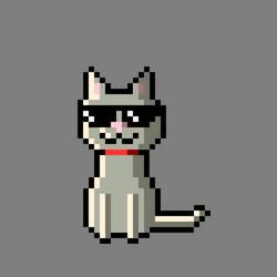 8-Bit Kitt by Rossil-Fuel