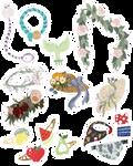 [Sparkle-ARPG] Craft Fair Items by ShatteredSightAdopts
