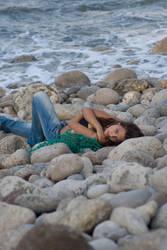 Stock at Beach 2 by catarinamzfernandes