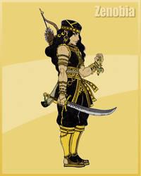 Zenobia by Hunter-Wolf