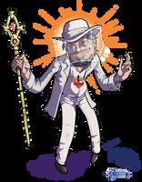 Torgo the White - Ascension by FutureDami