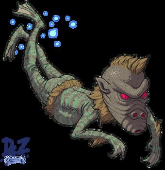 Dr. Z - 1005 by FutureDami