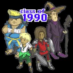 FF1 Kids by FutureDami