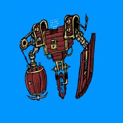 P.R.O.W. re-design by FutureDami
