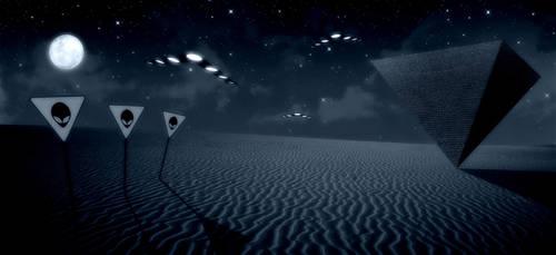 Extraterrestrials by XkY