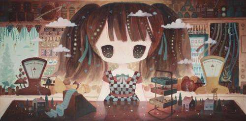 Akane's Shop by XkY