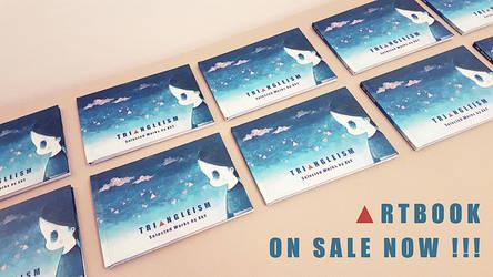 Artbook On Sale Now !!! by XkY