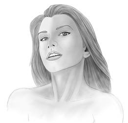 Portrait1 by Fictis