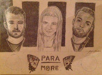 Paramore by realtimeartist