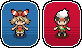 May and Brendan (ORAS) in 5g style by BatiJFG